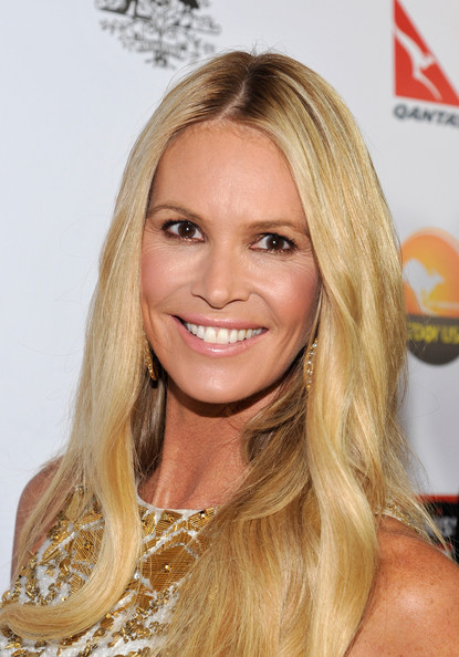 Elle Macpherson shows she's still got it going on with nothing on... at 49!!