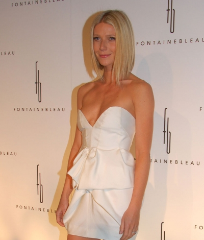 Gwyneth in the limelight over rumored affair...
