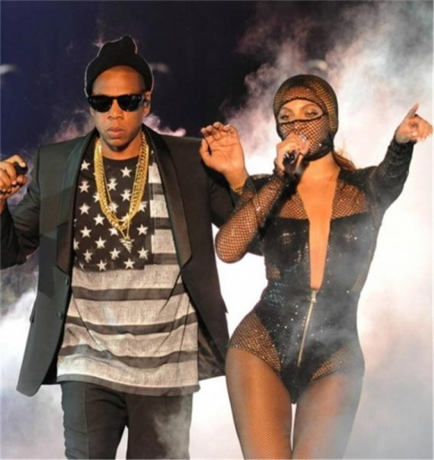 Beyonce and Jay Z get personal for 'One the Run' tour