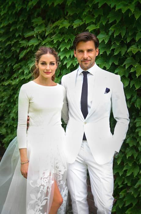 Olivia Palermo sets new wedding trend
