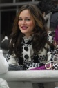Leighton Meester Chows Down During Breaks, Gossip Girl