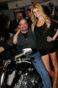 Marisa Miller and The V-Rod Muscle Motorcycle, Vrooom!