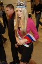 Miss World 2008 Ksenia Sukhinova is Hot, Russian