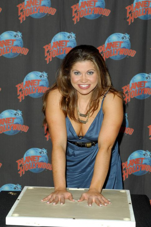 Topanga's Got Some Serious Cleavage, Chunky