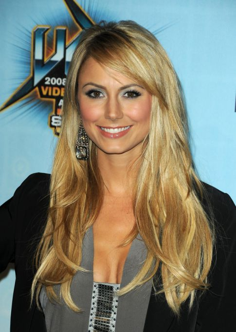 Stacy Keibler Rocks Out @ Video Game Awards
