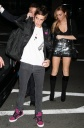 Lindsay Lohan at Samantha Ronson's Fashion Show, Stripper-esque