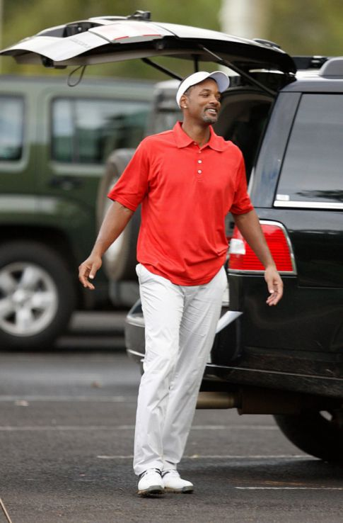 A Little Birdie Told Me Will Smith Plays Golf, Zing!