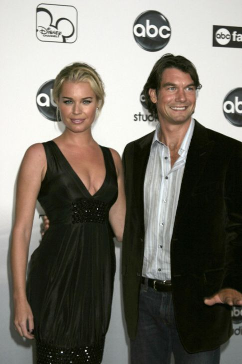 Rebecca Romijn and Jerry O'Connell Had Twins