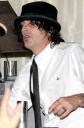 Tommy Lee Gets Anything He Wants, Topless Girls