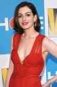 Anne Hathaway @ Creative Coalition Inaugural Ball, Red Hot