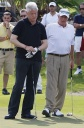President Bill Clinton Plays Golf, Assumes the Position