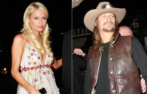 Paris Hilton and Kid Rock, Dating or Hooking Up?