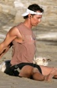 Matthew McConaughey Practices Yoga, Compromising Position