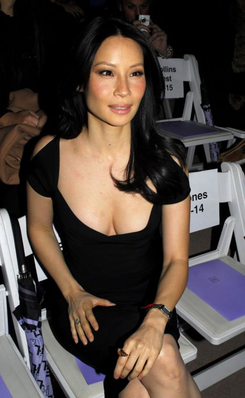 Lucy Liu Confuses and Disappoints, What the Crap?