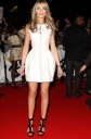 Abigail Clancy @ 2009 Brit Awards