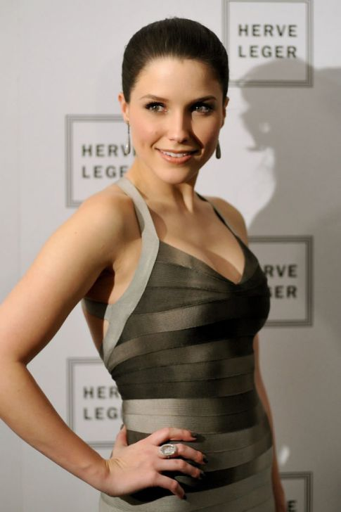 Sophia Bush Makes Us Jealous