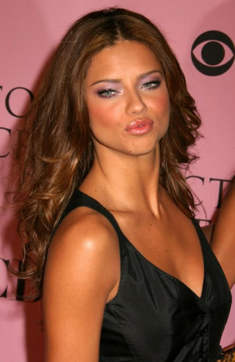 Adriana Lima's Secret Wedding