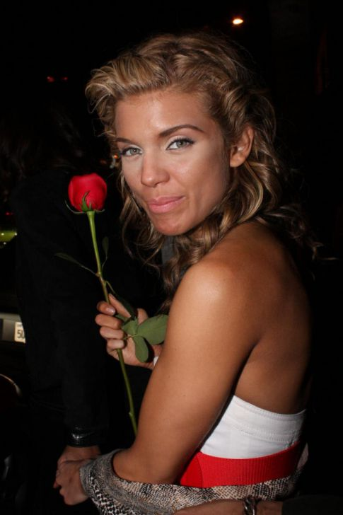 WTF of the Day: Annalynne McCord is Rabid