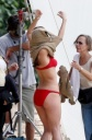 Katherine McPhee on the Conservatively Wild Side, Bikini Pics
