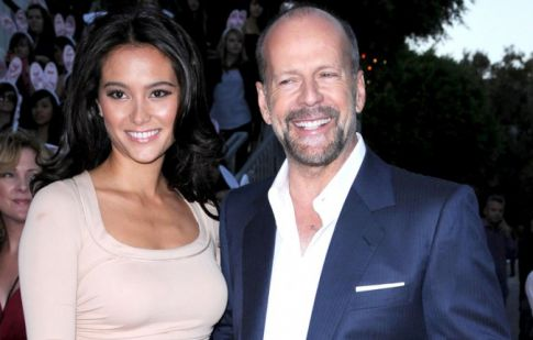 Bruce Willis Marries Emma Heming, Ashton and Demi @ Wedding!