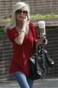 Tori Spelling Borderline Bulimic? Losing Weight Faster Than Jenny Craig