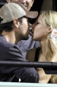 Anna Kournikova and Enrique Getting All Lubby Dubby