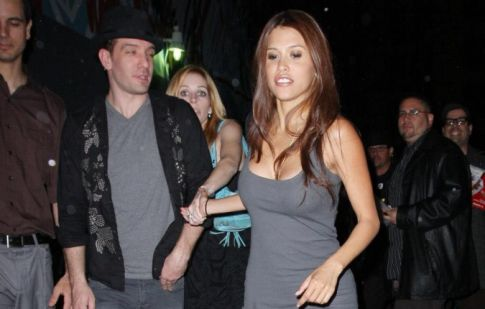 Rachel Sterling Dating JC Chasez? Major Camel Toe