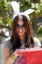 Kate Beckinsale, Easter Bunny or Playboy Bunny Wannabe?