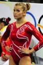 Alicia Sacramone Wins Silver, Heart Gold