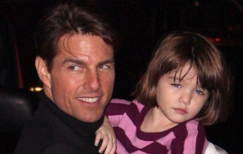 Suri Cruise to Attend Scientology School, Learn About Aliens