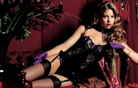 Doutzen Kroes Super Models Lingerie